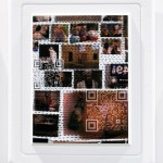 """No Comment"" no. 5.1, 2013, digital print, QR Code on paper with foam frame"