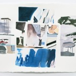 Stilllife_017 (The Schuylkill, Condalisa, outer space, the flood), 2014, 30 x 22 in, watercolor on paper